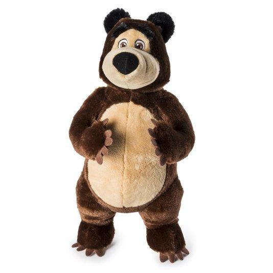 Urso de Pelúcia Masha e o Urso Spin Master
