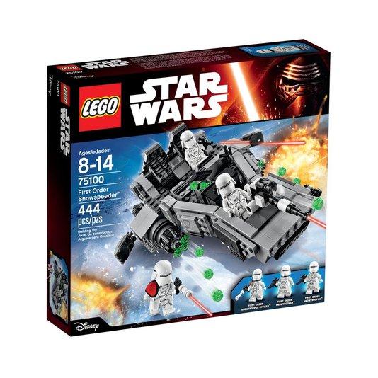Star Wars Snowspeeder da Primeira Ordem Lego