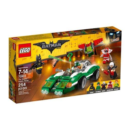 Riddle O Carro de Corrida do Charada Lego