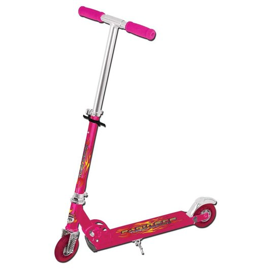 Patinete Turbo Racing Rosa Lotus