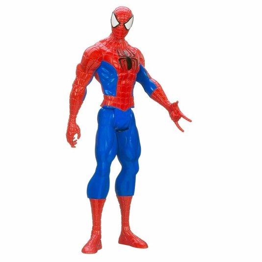 Boneco Homem Aranha Titan Hero Hasbro