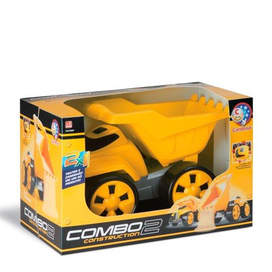 Caminhão Trator Truck Combo 2 Cardoso