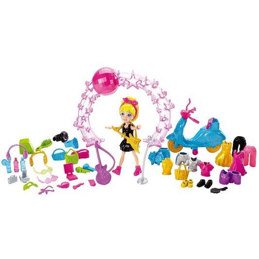Boneca Polly Pocket Show no Parque Mattel