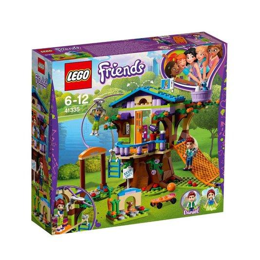 A Casa da Árvore da Mia Lego