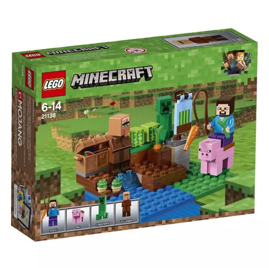 A Fazenda dos Melões Minicraft Lego