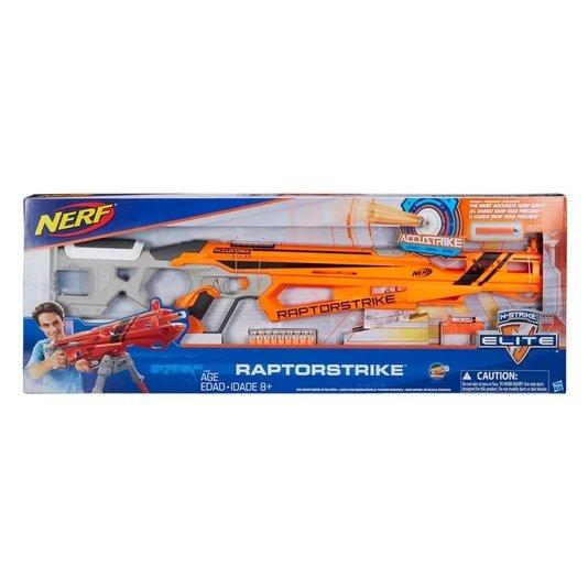 Lançador Nerf Accustrike Raptorstrike Hasbro