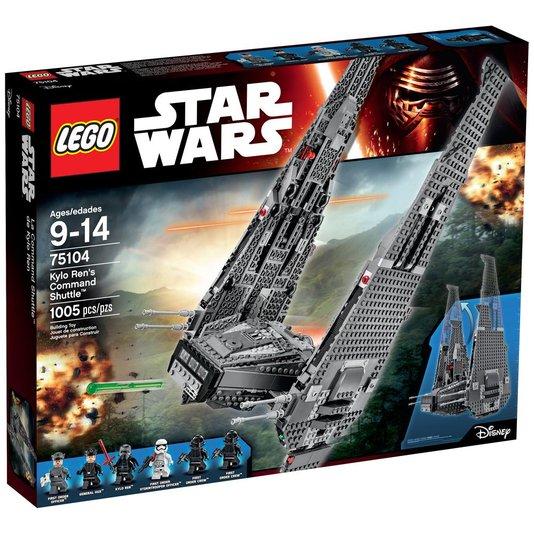 Star Wars Command Shuttle de Kylo Ren Lego