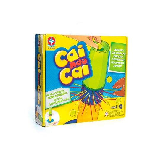 Jogo Cai-Não-Cai Estrela