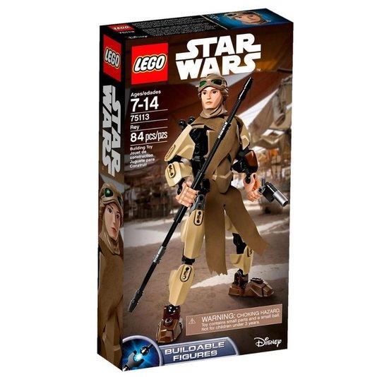 Star Wars Rey Lego
