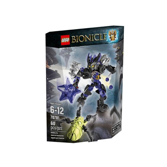 Bionicle Protetor da Terra Lego
