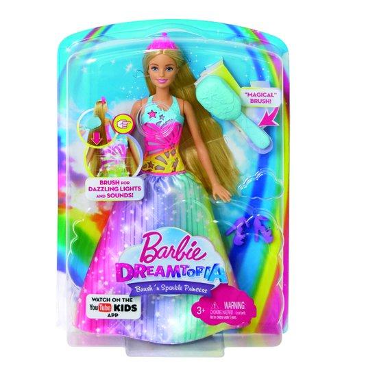 Barbie Cabelos Mágicos Mattel