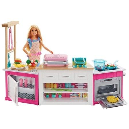 Barbie Cozinha de Luxo Mattel