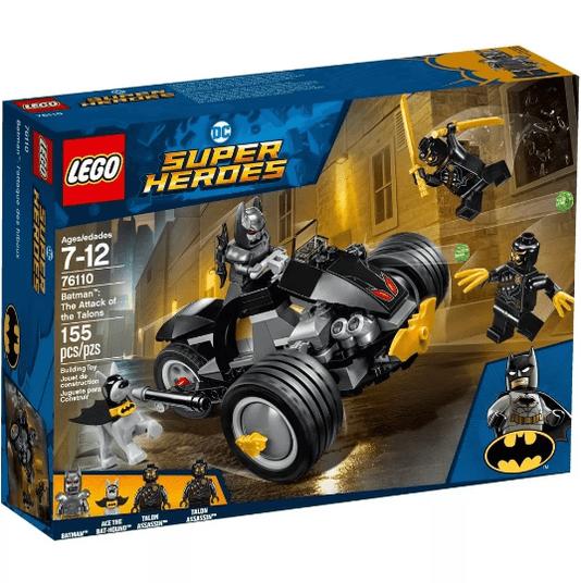 Batman Ataque dos Garras Lego