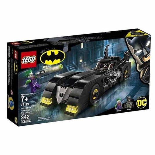 Batmóvel Perseguição do Coringa Lego