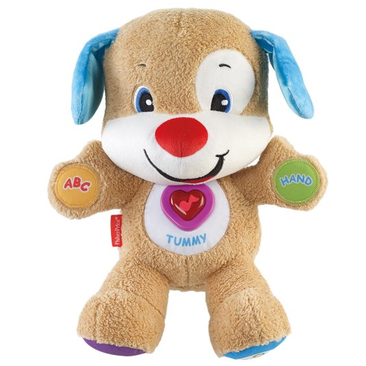 Cachorrinho Aprender & Brincar Fisher-Price