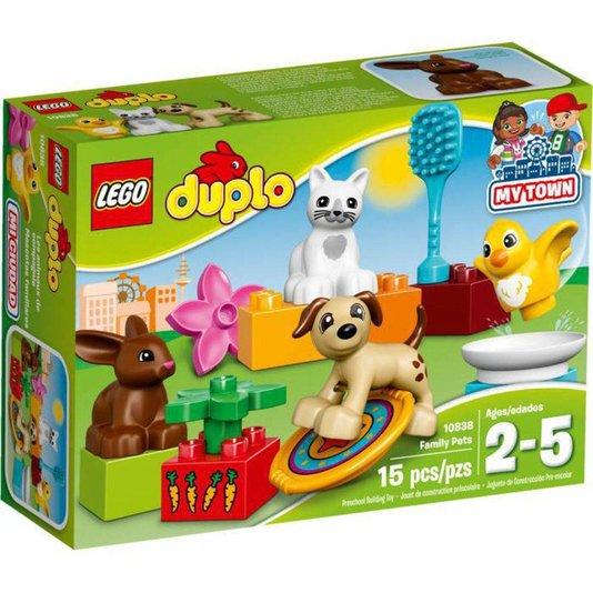 Bichinhos de Estimação Lego