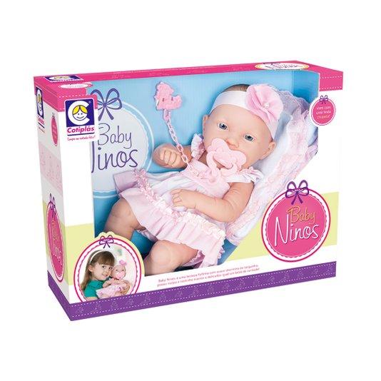 Boneca Baby Niños Cotiplás