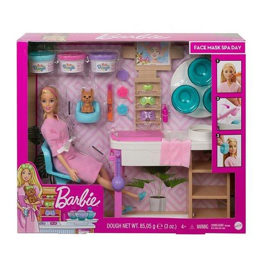 Boneca Barbie Spa de Luxo Mattel