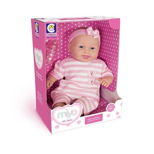 Boneca Miyo Menina Cotiplás