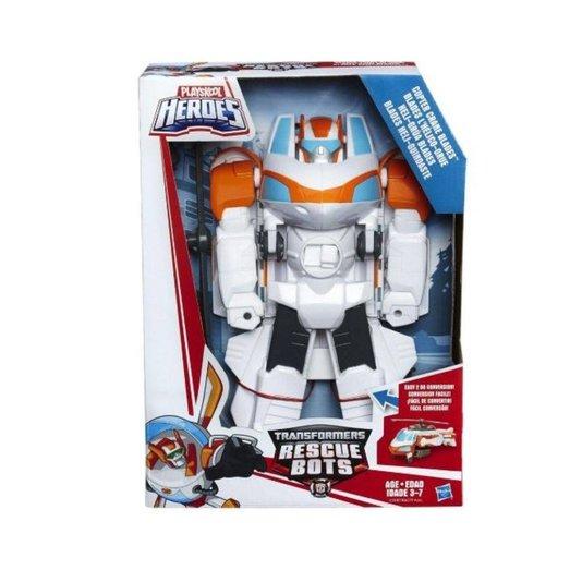 Boneco Transformers Megabots Playskool Heroes Hasbro