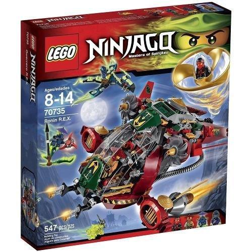 Ninjago Helicoptero Kai Lego