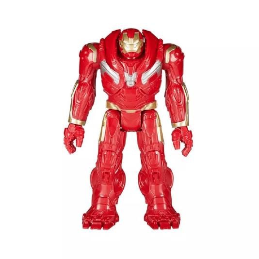 Boneco Avengers Power Pack Hulkbuster Guerra Infinita Hasbro