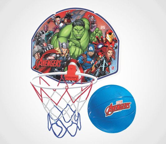 Tabela de Basket Avengers Líder