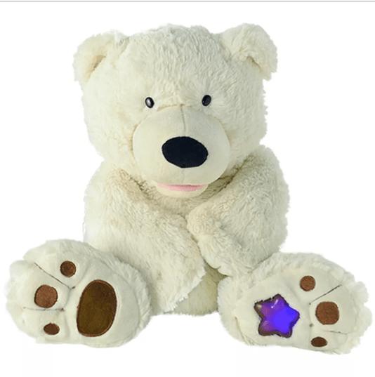 Pelúcia Urso Interativo Bilingue Snow - Snow e Stella Fun