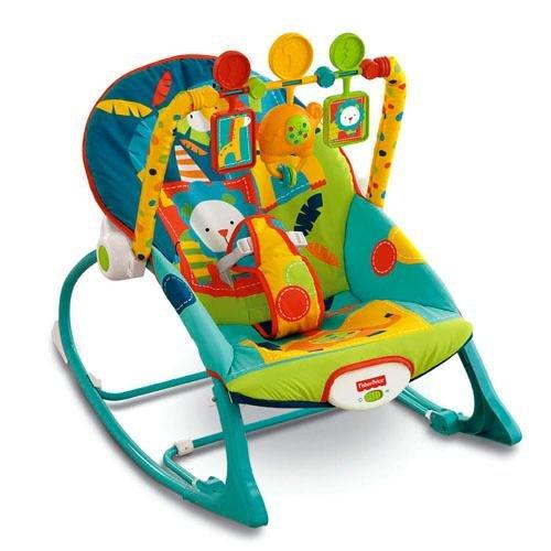 Cadeira de Descanso Minha Infância Crescendo Comigo Fisher Price Mattel