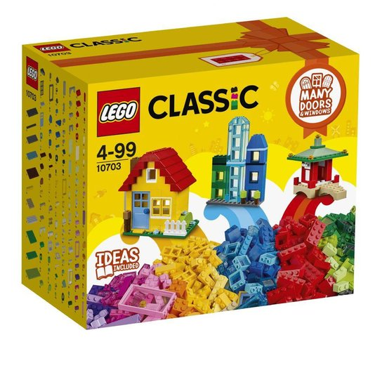 Caixa Criativa de Construção Lego