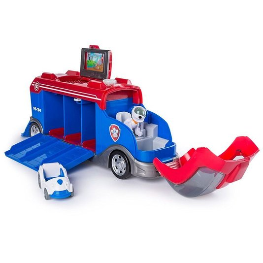Caminhão de Resgate Patrulha Canina Sunny