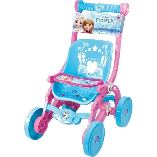 Carro de Boneca Frozen Estrela