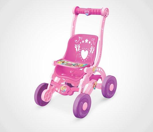 Carro de Boneca Princesas Disney Lider