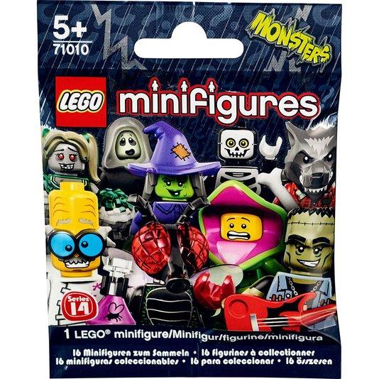 Minifiguras Series 14 Lego