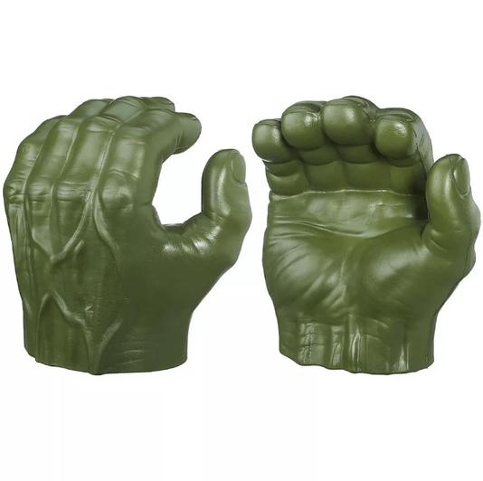 Super Punhos Gamma Marvel Avengers Hulk Hasbro