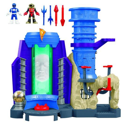 Centro de Comando Imaginext Power Rangers Fisher-Price