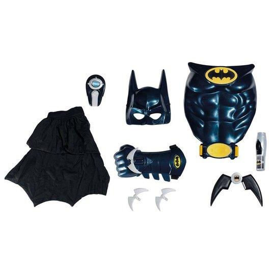 Conjunto Batman Liga da Justiça Rosita
