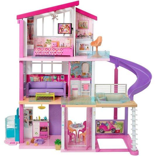 Conjunto Casa dos Sonhos Barbie Mattel