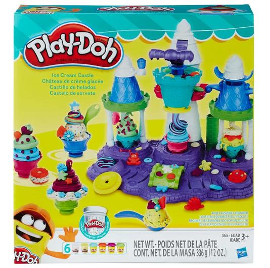 Conjunto Massa de Modelar Play-Doh Castelo de Sorvete Hasbro