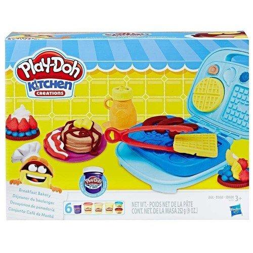 Conjunto Play-Doh Café da Manhã Hasbro