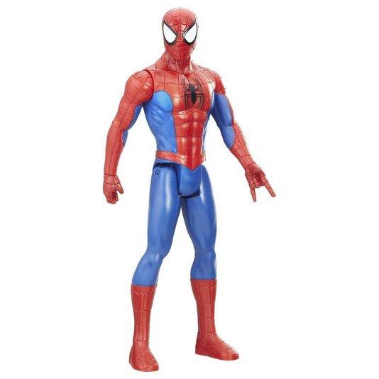 Boneco Avengers Titan Hero Series Homem Aranha Hasbro
