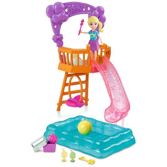 Boneca Polly Pocket Festa No Jardim Mattel
