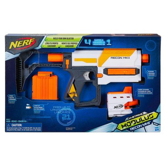 Lançador Nerf Modulus Recon MKII Blaster Hasbro