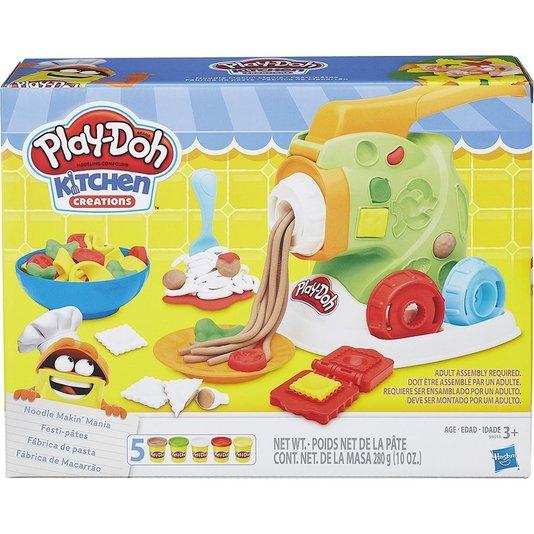Conjunto Play-Doh Fábrica de Macarrão Hasbro