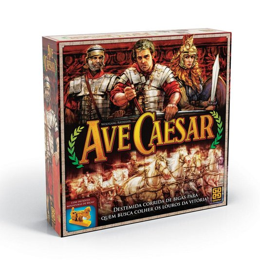 Jogo Ave Caesar Grow