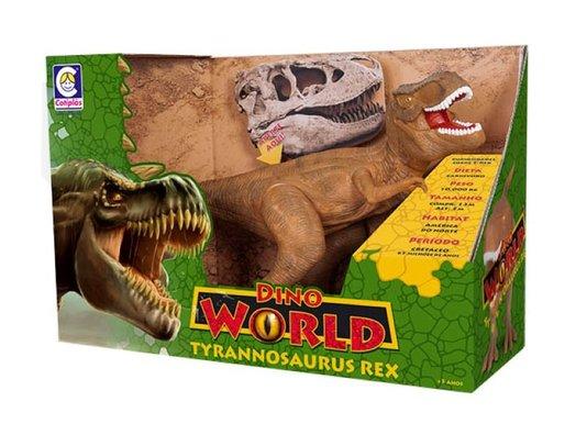 Dino Word Tyrannosaurus Rex Cotiplás