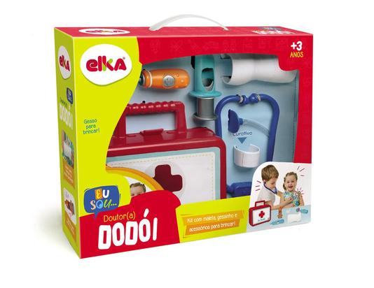 Conjunto Dotor(a) Dodói Elka