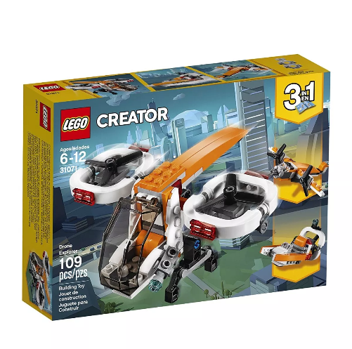 Drone Explorador Lego