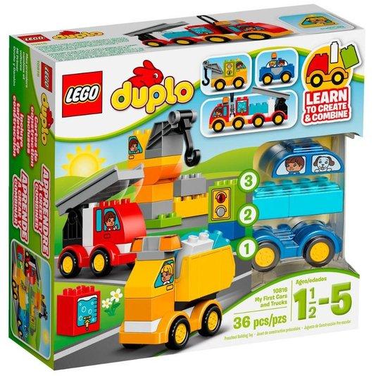 Duplo My First Os Meus Primeiros Veículos Lego