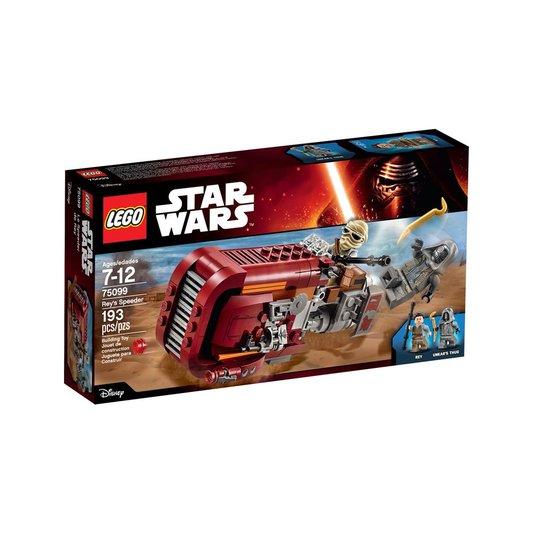 Star Wars Speeder da Rey Lego